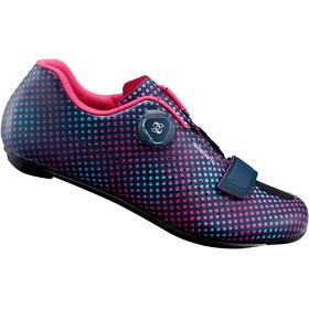 Shimano SH-RP5WD Shoes Damen navy dot